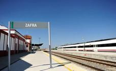 El tren Zafra-Villanueva del Fresno