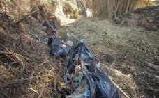 El 91% de la Ribera del Marco de Cáceres queda al margen de la limpieza