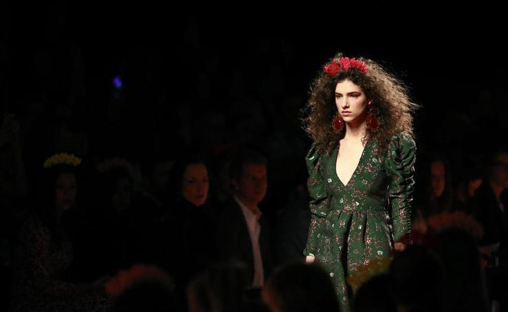 La extremeña Marina Conde presenta nueva colección en la Madrid fashionweek