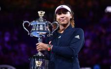 Osaka conquista Australia y será la nueva número uno mundial