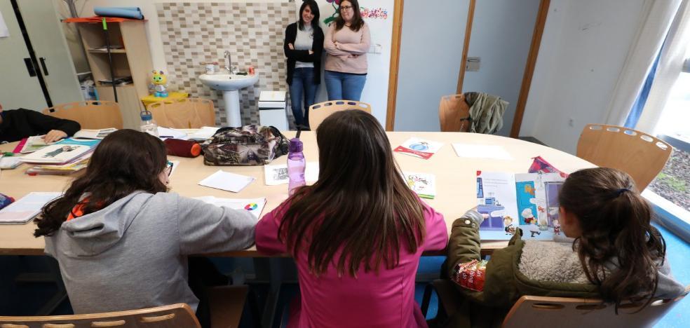 La Junta tiene la custodia de más de 600 menores desprotegidos