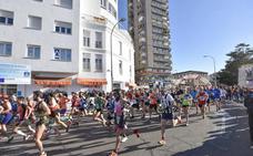 Todos corren La Vuelta del Baluarte