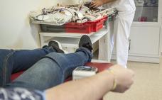 La donación de sangre en los hospitales pacenses se quintuplica tras el llamamiento del Banco