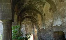 El convento de San Francisco de Coria entra en la lista roja del patrimonio