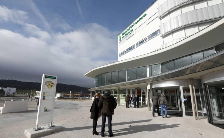 El nuevo Hospital Universitario de Cáceres abre tras 12 años de obras