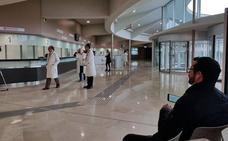 El nuevo Hospital Universitario de Cáceres abre hoy tras 12 años de obras