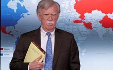 Washington alienta la amenaza de una intervención militar