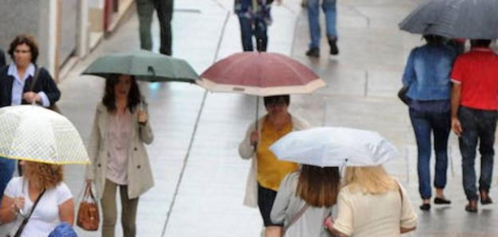 La lluvia regresa y mañana dejará hasta 40 litros en doce horas en el norte de la región