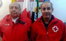 Pedro Casares, el más votado en las elecciones en Cruz Roja de Navalmoral
