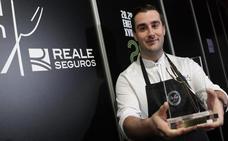 Fernando Alcalá, cocinero revelación de Madrid Fusión