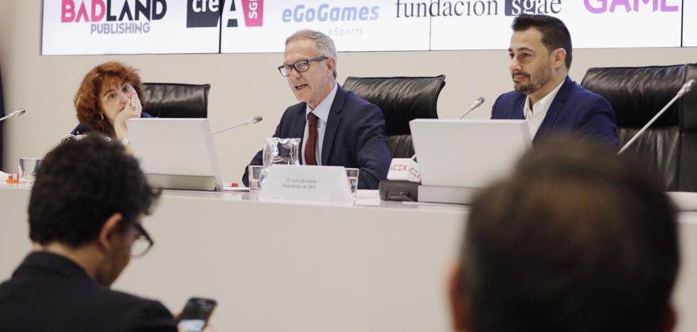 La industria del videojuego aumenta su facturación un 15% en 2017