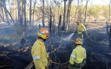 La Junta impulsa el borrador del anteproyecto de Ley de Prevención de Incendios