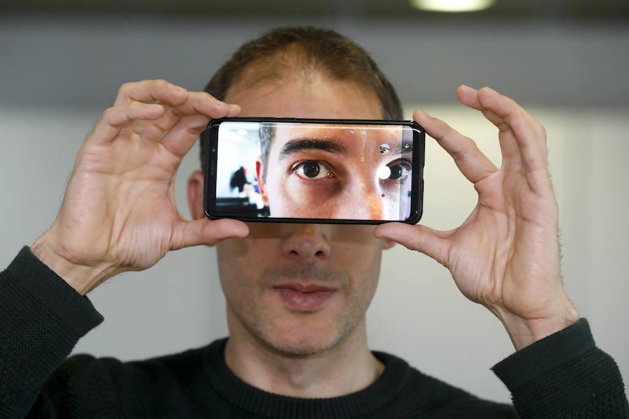 Cinco jóvenes extremeños triunfan con el reconocimiento biométrico