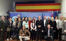 Manuel Lozano, candidato popular en Villanueva: «Es un reto casi imposible, pero el PP se merece una oportunidad»