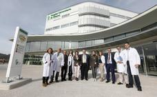 Cáceres estrena su nuevo hospital