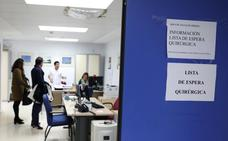 Oftalmología y Traumatología tienen la lista de espera más larga para operar en el área de Mérida