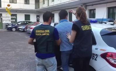 Juzgan a una supuesta banda de tráfico de drogas con 31 acusados, uno de ellos policía