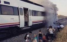 Nueve de los 52 trenes que operan en Extremadura están averiados