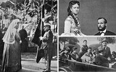 Cuando Isabel de Borbón, La Chata, se dormía en público en Cáceres