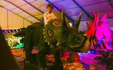 Los dinosaurios cobran vida en Caya