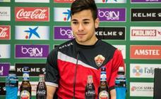 Samu Martínez, al Mérida