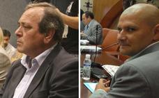 Los exgerentes de Feval y de la OEx ya cumplen condena en la prisión de Badajoz