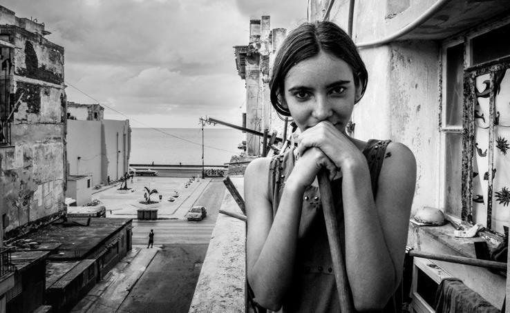 «Las fotos de Cuba son en blanco y negro porque allí en 1958 se paró el tiempo»
