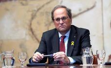 Torra avisa de que la relación entre Cataluña y España cambiará «para siempre»