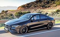 Mercedes CLA, un coupé de cuatro puertas