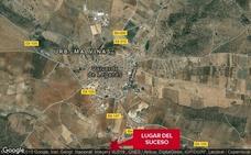Un hombre de 78 años muere en el choque de dos vehículos cerca de Valverde de Leganés