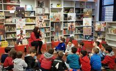 La biblioteca municipal Aniceto Samino recibirá a 600 niños