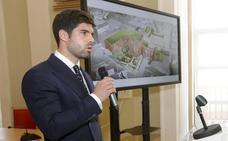 «El hotel del Palacio de Godoy será de máxima categoría y muy genuino»