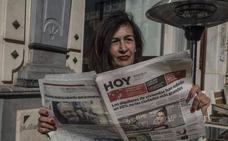 «Noto que Badajoz está contento»