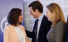 El PP ofrece a su electorado un «contrato liberal» que no excluye los pactos con Vox