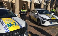 La Policía Local de Almendralejo empieza a utilizar los tres coches nuevos