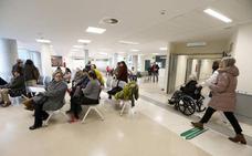 El nuevo hospital de Cáceres sufre su primer contratiempo con una caída de tensión