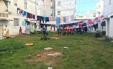 «Aquí nadie nos hace caso», lamentan en el barrio almendralejense de San José