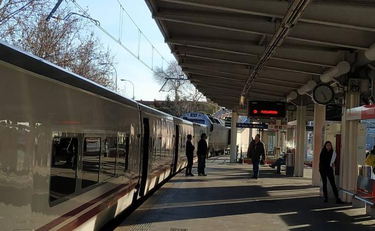Nueva avería en el Talgo Madrid-Badajoz de este miércoles