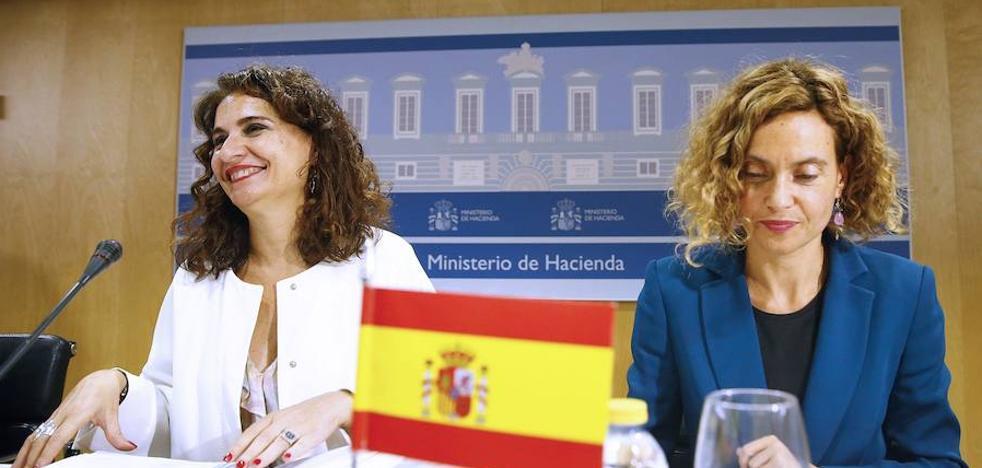 Hacienda concede a la Junta de Extremadura 238 millones para cancelar deudas del FLA