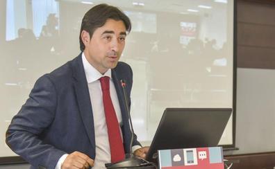 Miguel Ángel Mendiano es nombrado director gerente de la Cámara de Comercio de Badajoz