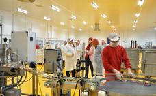 Iberitos presenta sus instalaciones del polígono San Isidro