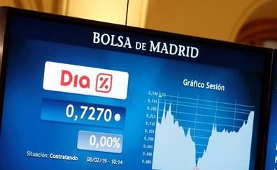 El Ibex-35 baja un 1,8% en su segunda semana consecutiva de caídas
