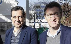 Los barones del PP cierran filas y alteran sus agendas para respaldar la protesta contra Sánchez