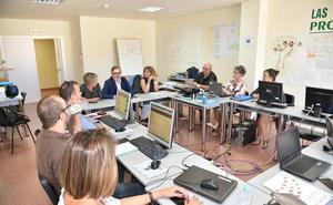 Más de 30 personas aprenden en Llerena el uso de plataformas de contratación