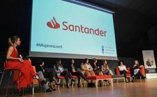 El programa de liderazgo femenino del Santander se exportará al resto de España