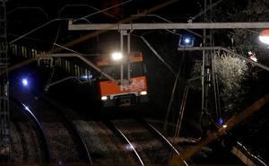 Un muerto y 104 heridos por un choque de trenes en Manresa