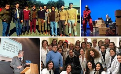 Los escolares practican mil formas de aprender en Badajoz