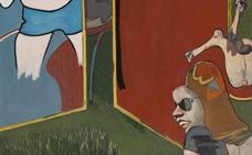 El MUBA adquiere una obra de Juan Barjola