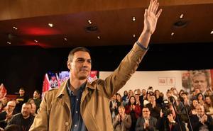 Sánchez: «No vamos a aceptar nunca la autodeterminación»