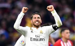 Sergio Ramos: «La Liga nos motiva»